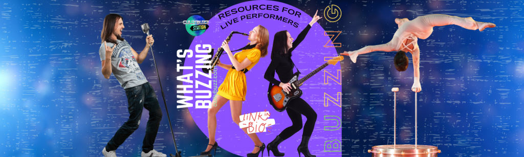 Resources for Live Performers