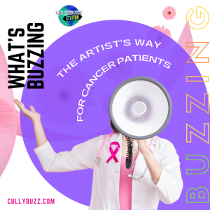 the artist's way for cancer patients